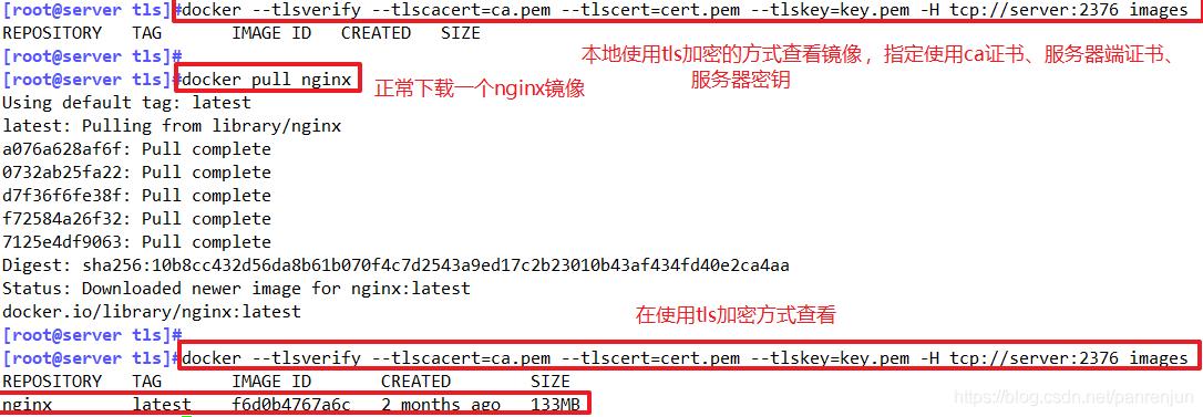 容器安全和docker—TLS加密通讯