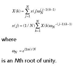 fft函数说明