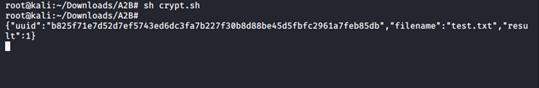 cube可信框架之文件加解密传输