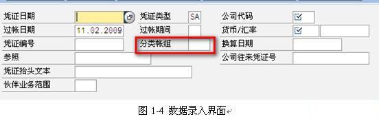 SAP License:集团化企业多准则多报告的实现 图5