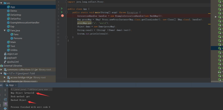 Java的动态对象代理