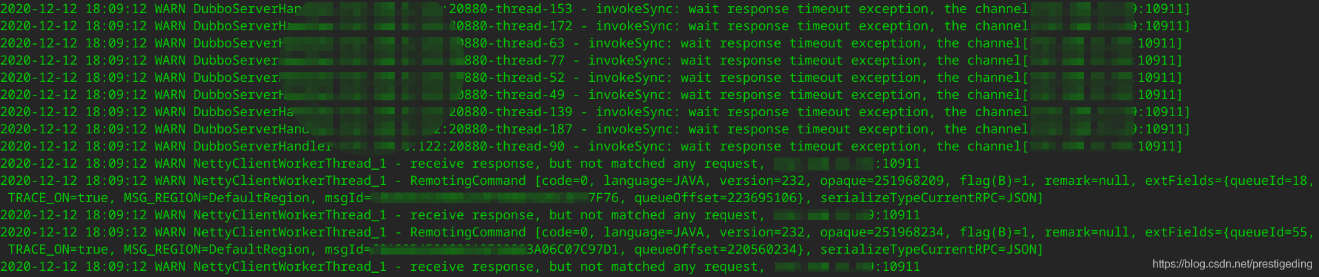 性能调优篇:困扰我半年之久的RocketMQ timeout exception 终于破解了