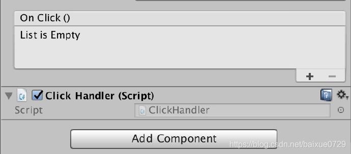 通过直接绑定脚本来绑定事件