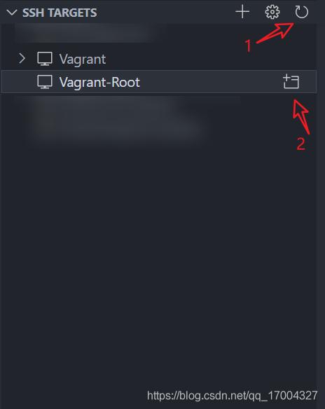 VSCode 远程登录 Vagrant root 用于