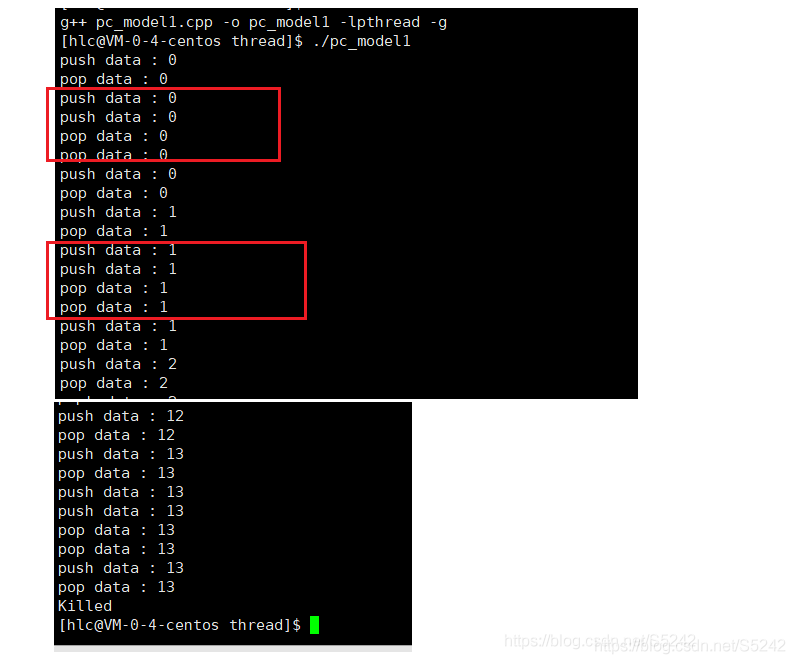 linux多线程(2)----线程安全(互斥锁,条件变量,信号量)+生产者与消费者模型实现