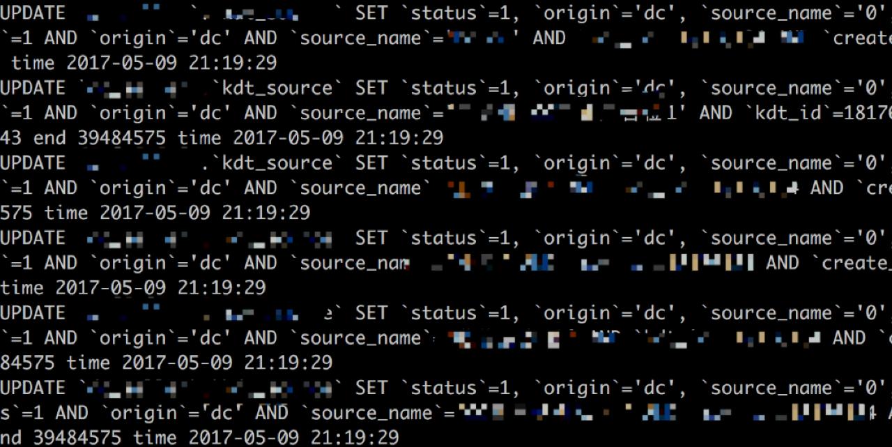 一条 update 语句引起的事故,这回让开发长长记性!!插图(1)