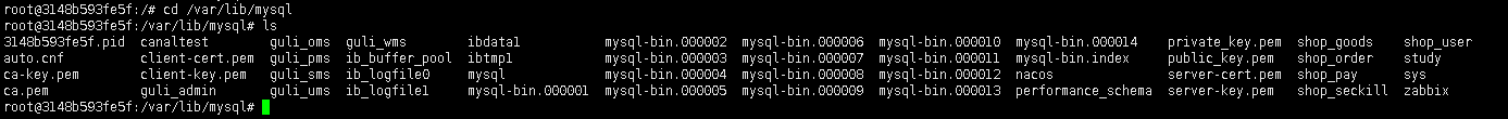 [External link image transfer failed. The source site may have an anti-hotlink mechanism. It is recommended to save the image and upload it directly (img-DfuNX8zn-1622520402756) (mysql binlog recovery data.assets/image-20210601111822865.png)]