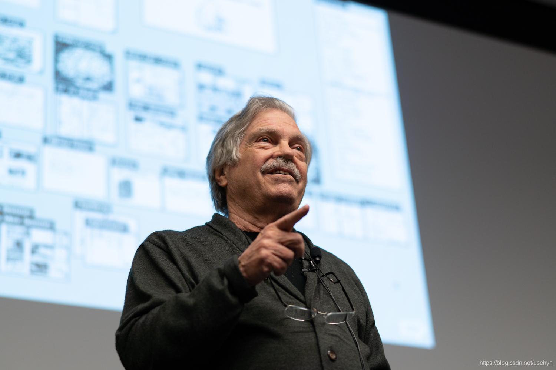 Alan Kay,面向对象编程的发明者