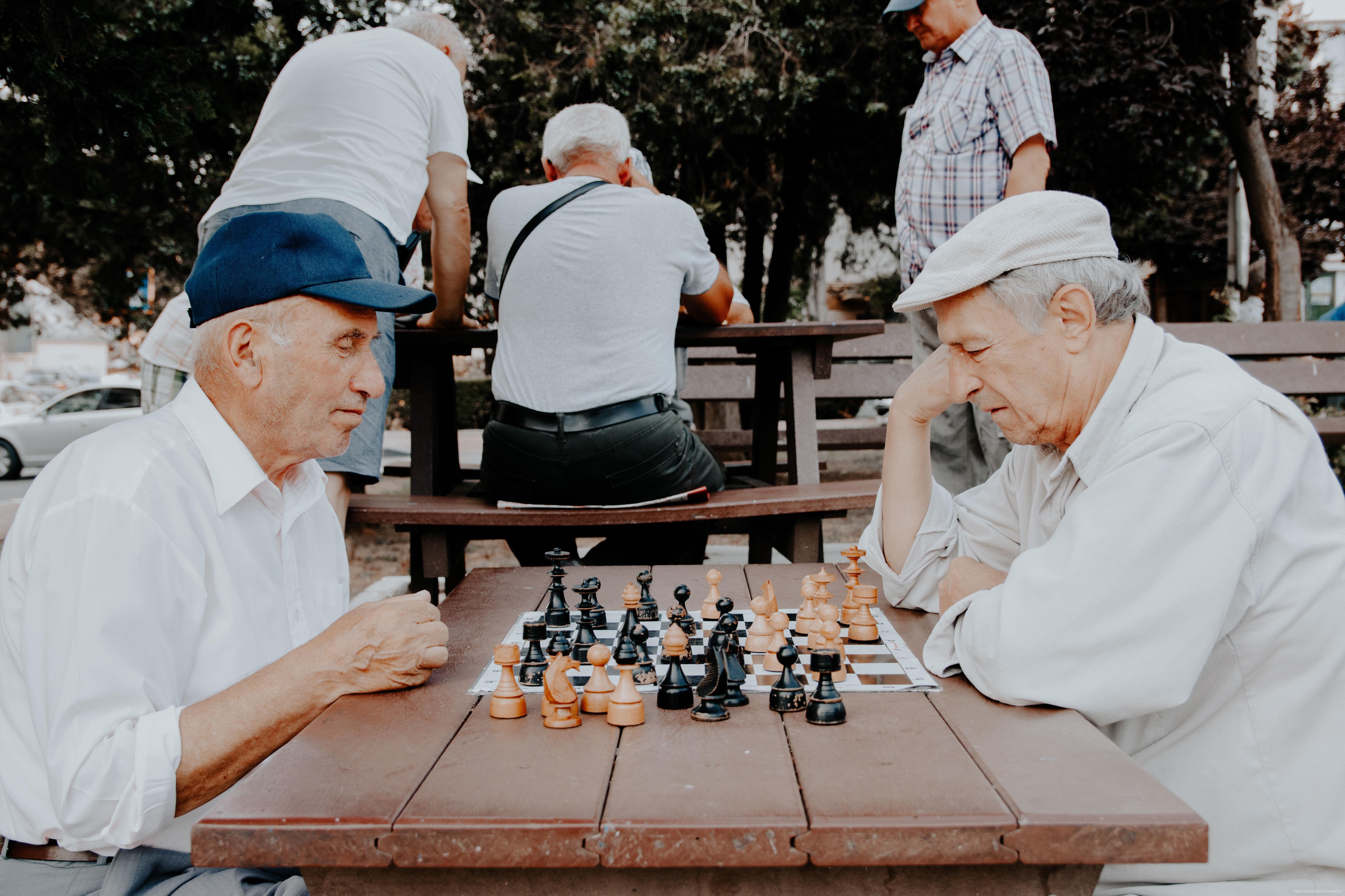 系统2认知示例:象棋