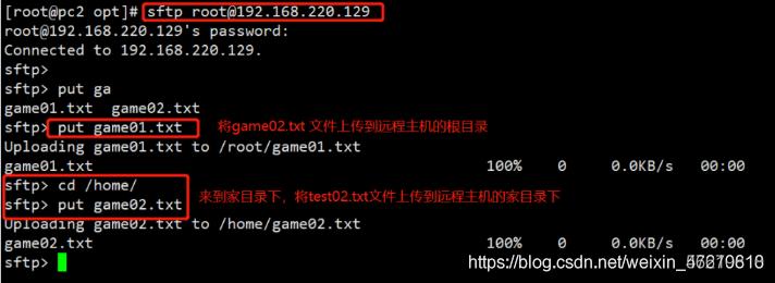 LINUX——远程访问控制ssh
