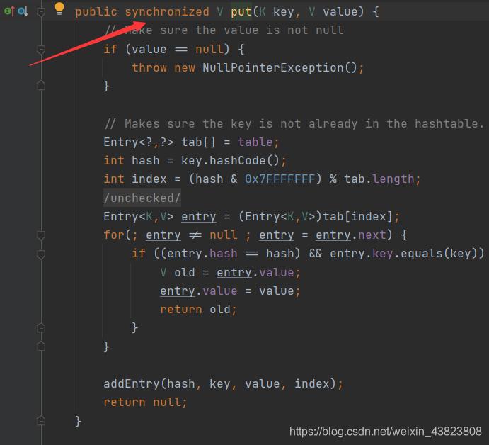 Java——你需要了解一下HashMap、Hashtable、ConcurrentHashMap的区别