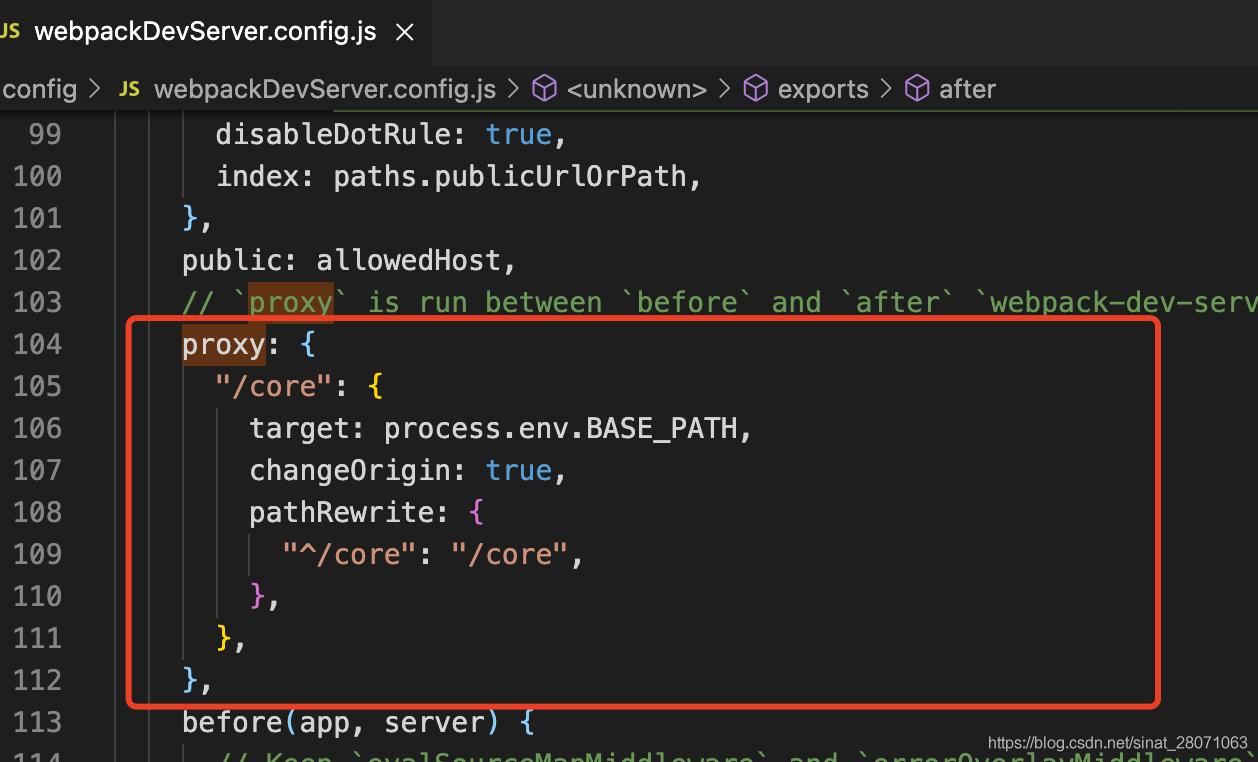 create-react-app项目所遇问题总结之跨域