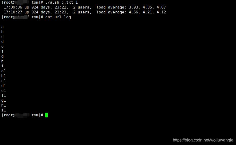 图片[1]-shell 并发脚本 fifo fd6-百分数