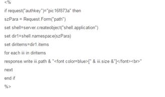 图 2 server.asp;ipg图片文件代码