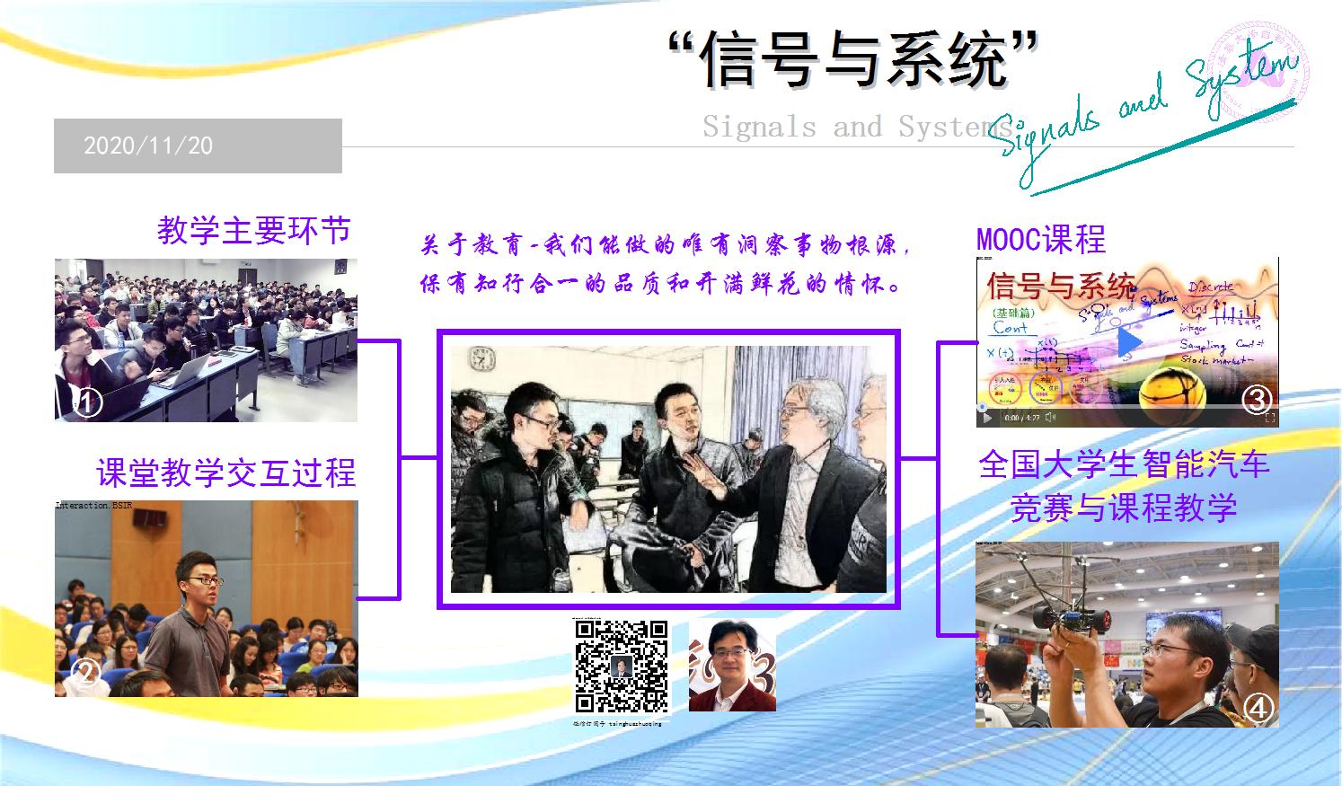 ▲ 信号与系统课程讲解
