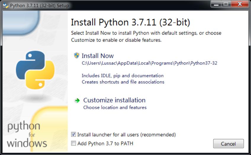 python-installer-exe