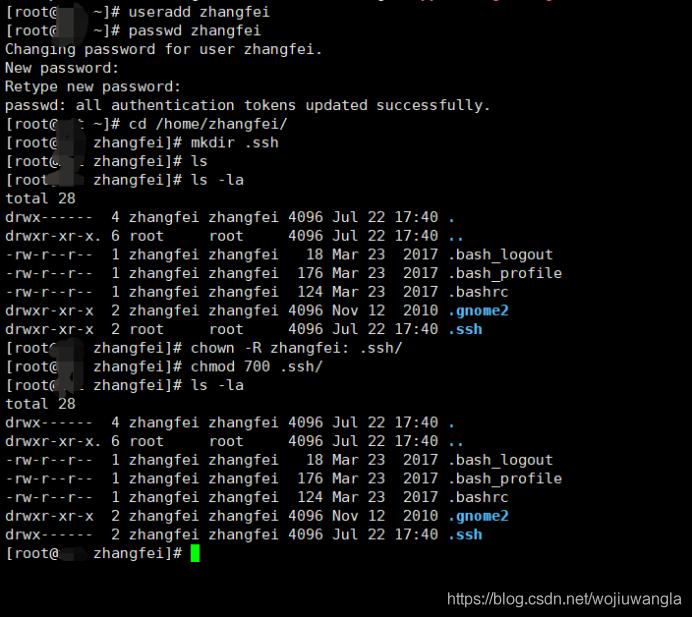 图片[8]-centos Xshell 配置ssh秘钥登录-百分数