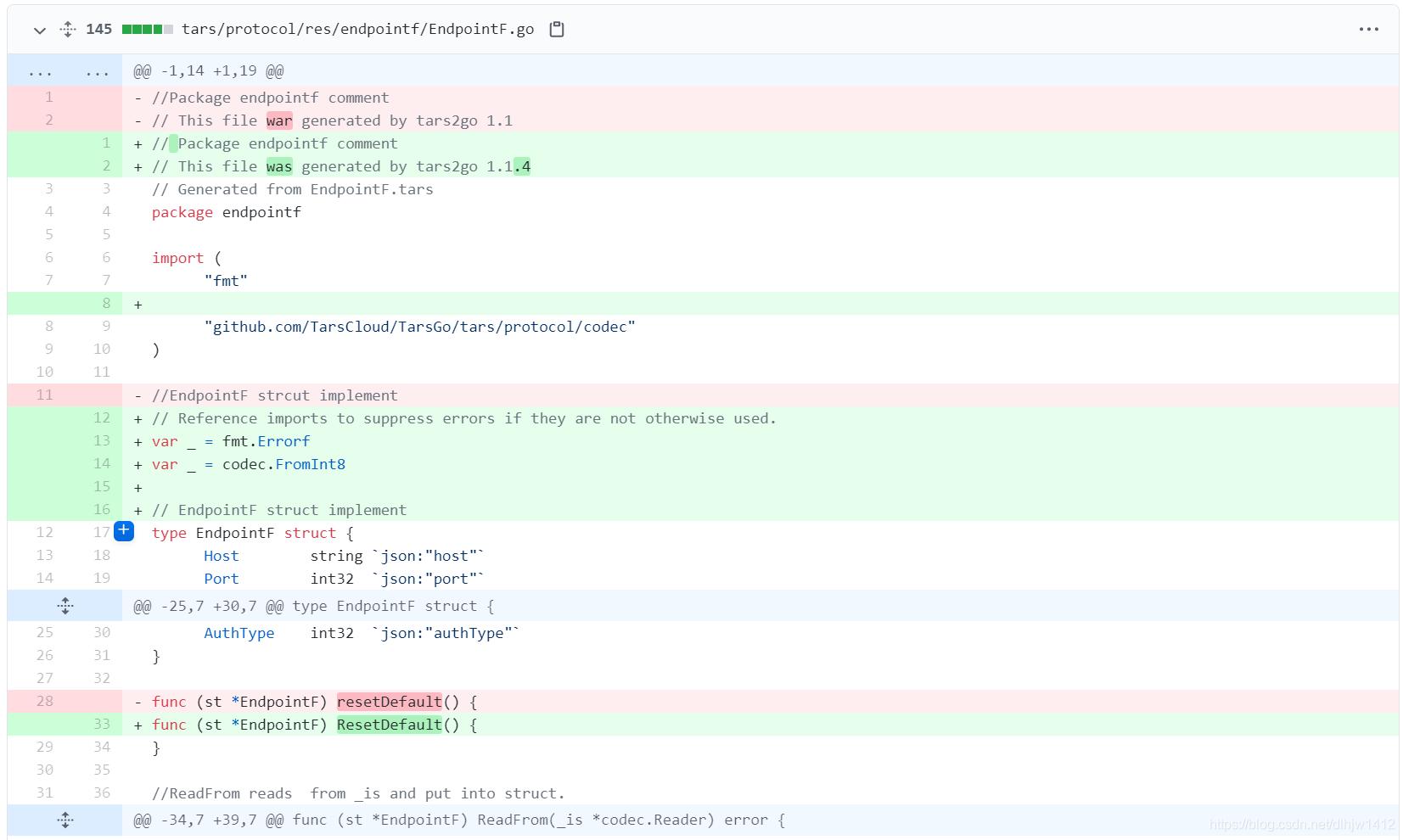 根据协议文件自动生成代码