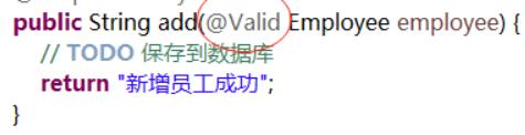 参数校验Spring的@Valid注解用法详解