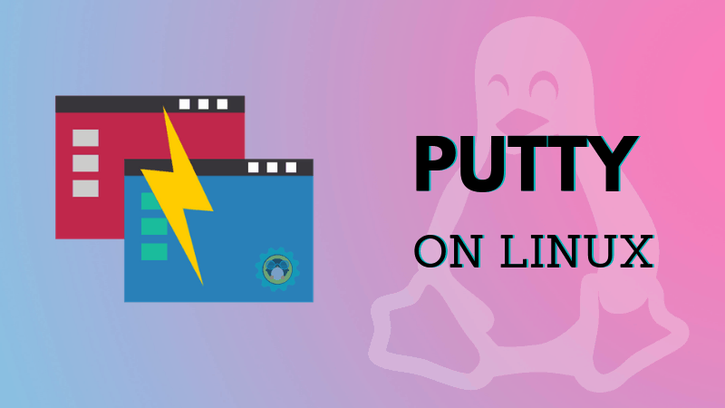 PuTTY: latest release (0.76)插图