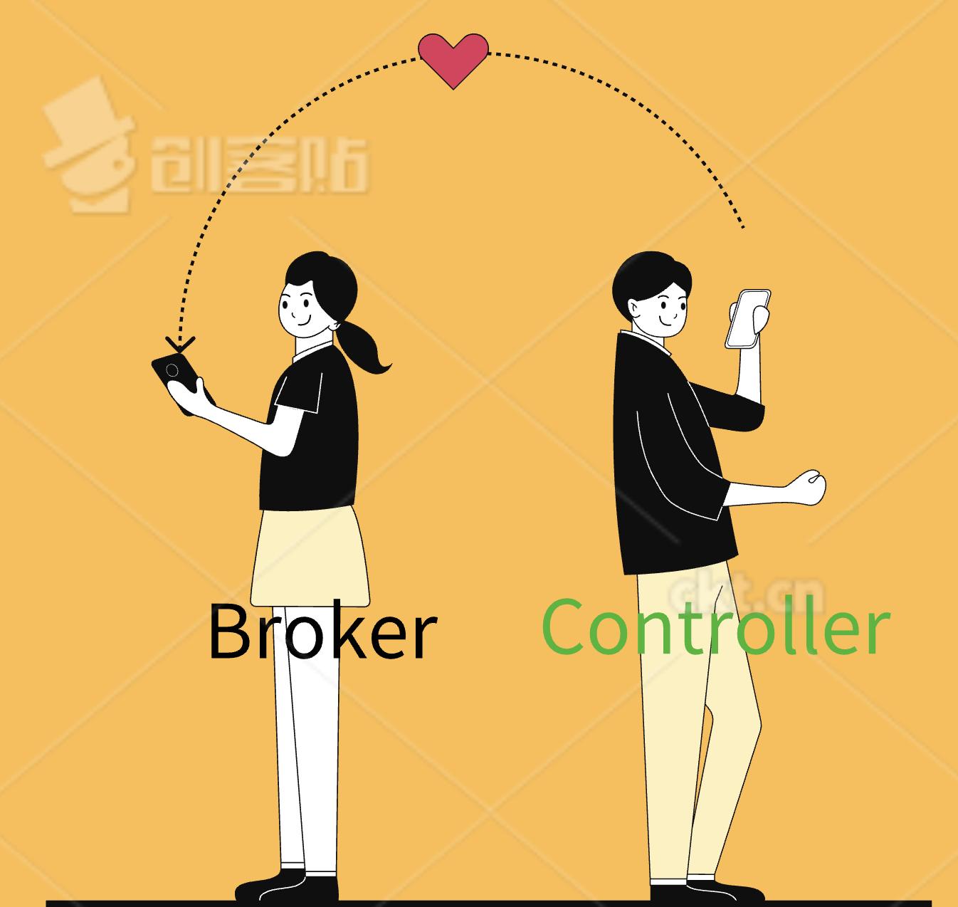 Controller与Broker之间是如何通信的