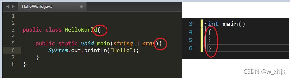 Java(一)初识Java及Java语言的特点