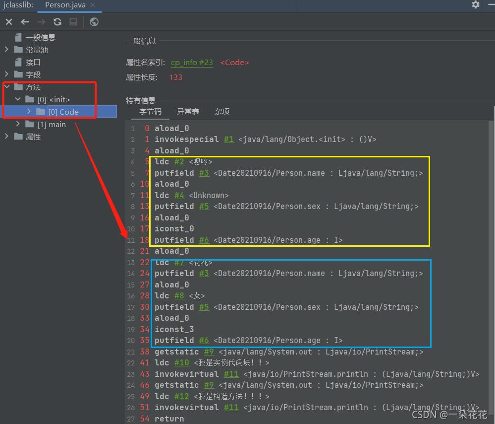 Java—代码块详解