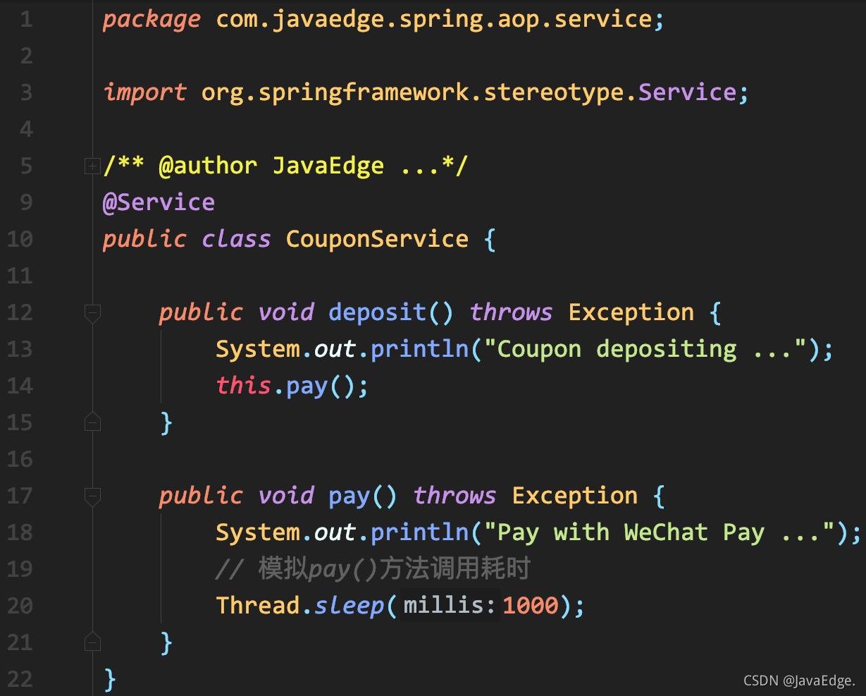 阿里四面:你知道Spring AOP创建Proxy的过程吗?