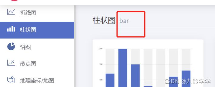 vue3中如何使用echarts5,超详细!!!