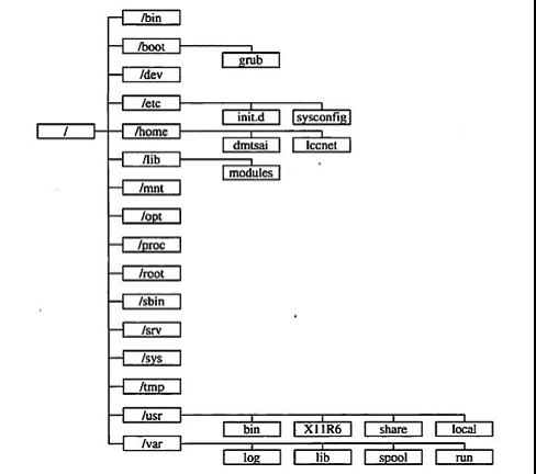 linux目录树