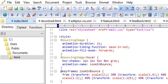 Java开发工具EditPlus