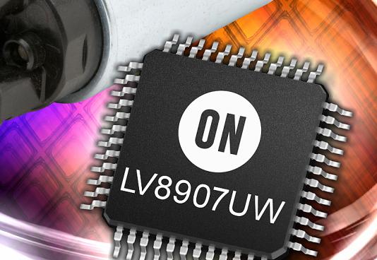 安森美半导体推出无传感器三相电机控制器用于汽车B...