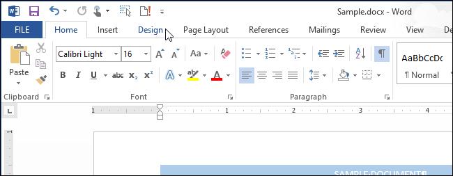 01_clicking_design_tab