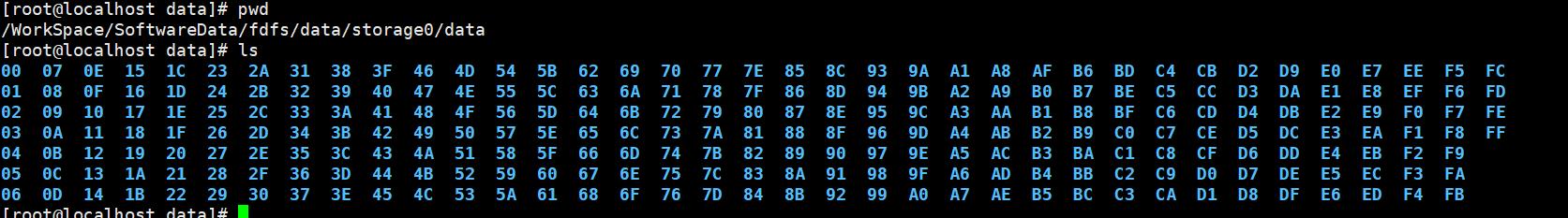 FastDFS创建文件夹