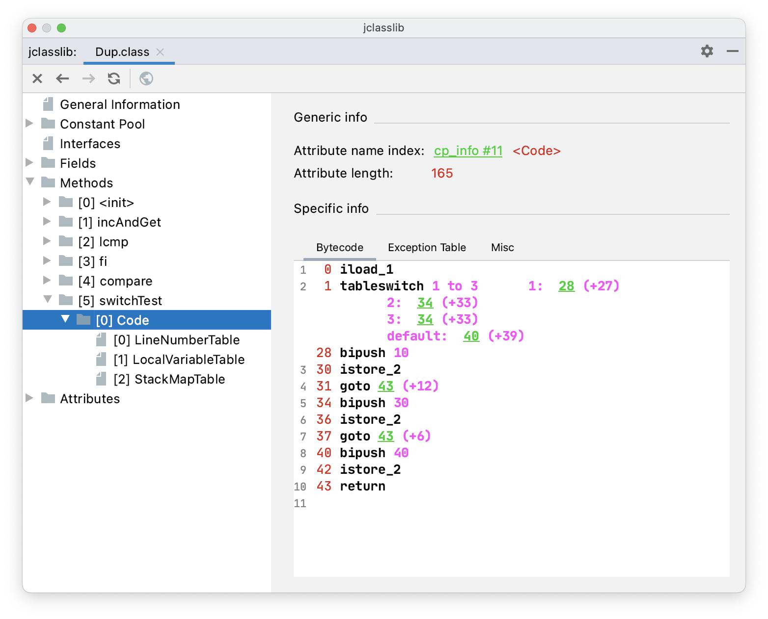 我要悄悄学习 Java 字节码指令,在成为技术大佬的路上一去不复返插图(19)
