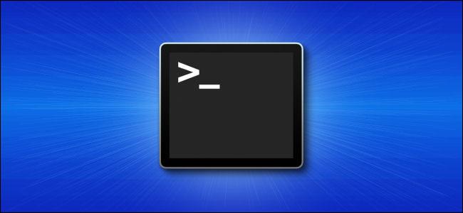 Mac Terminal App Icon