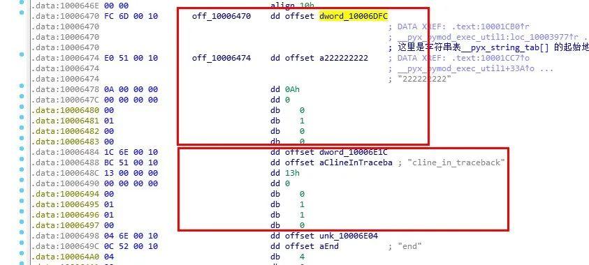 python编译后的pyd爆破插图(10)