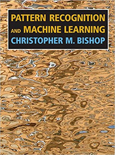 Pattern Recognition and Machine Learning   Source: Amazon   Best Data Science Books   Data Science Books