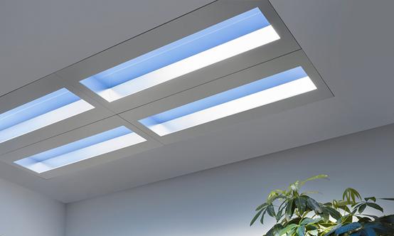 中国智慧:30多年材料科技新突破 把阳光搬进房间