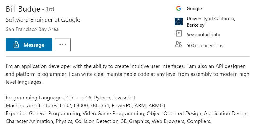 图1:64岁谷歌老程序员的补丁 vs 35岁中年程序员的焦虑