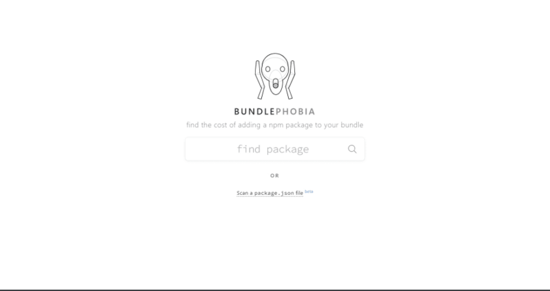 Bundlephobia