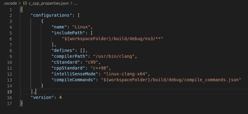VScode配置路径