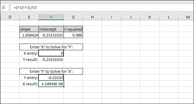 showing a truncated result