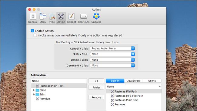 clipmenu-action-menu