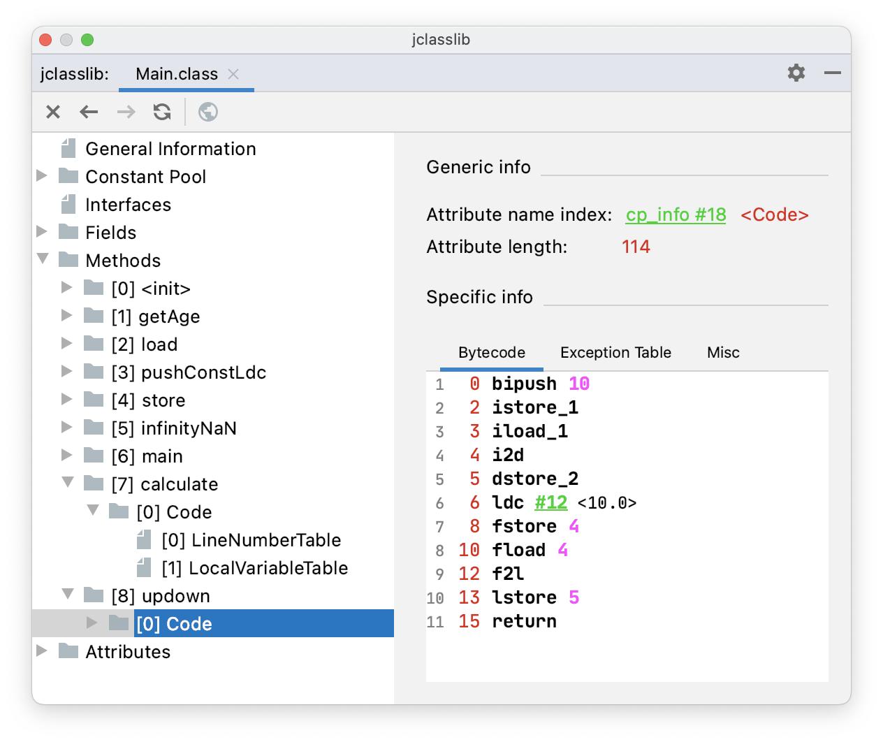 我要悄悄学习 Java 字节码指令,在成为技术大佬的路上一去不复返插图(9)