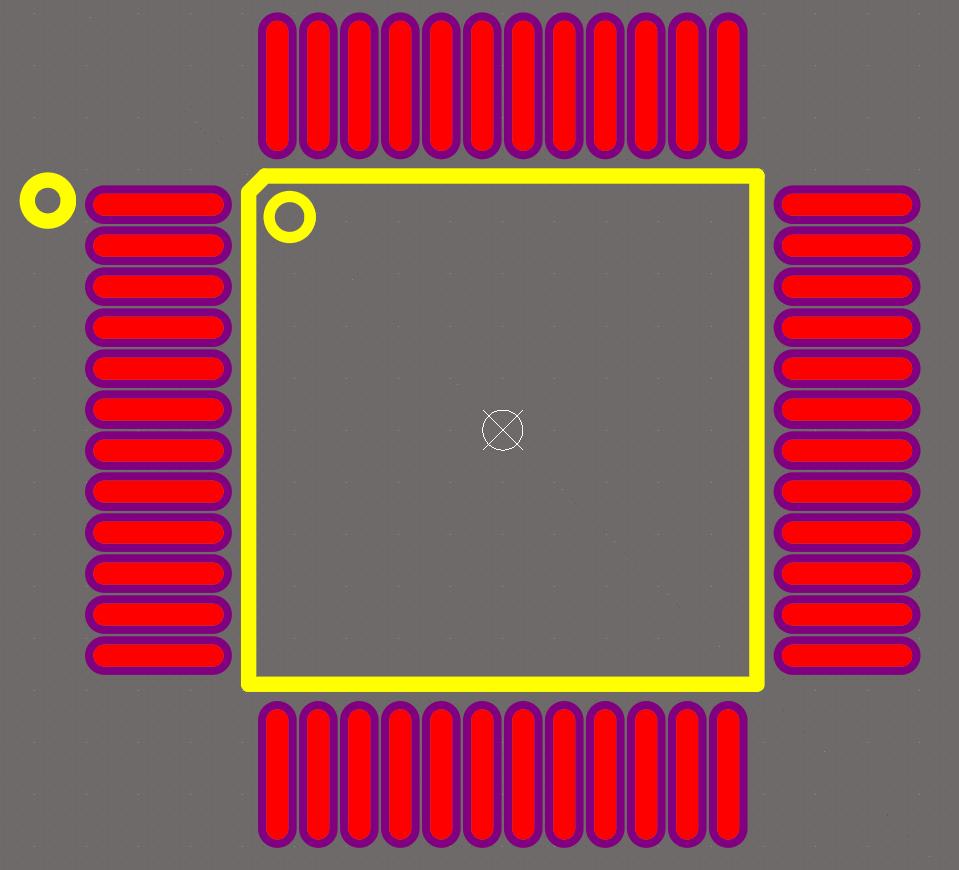 stm32c8t6封装