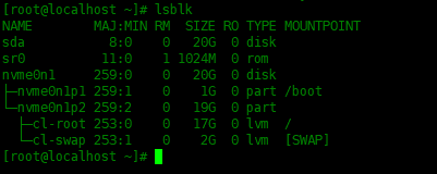 Centos8中安装并配置VDO来优化存储空间Centos8中安装并配置VDO来优化存储空间