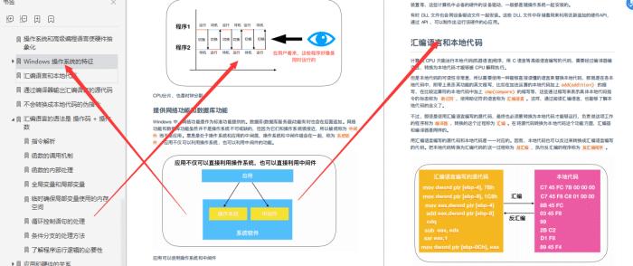 阿里五位大佬总结操作系统+程序员必知硬核知识离线版pdf火了