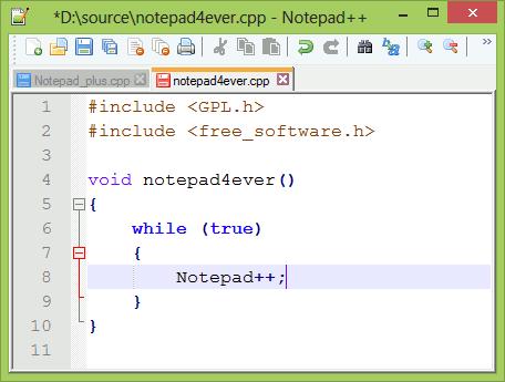 Java开发工具Notepad++